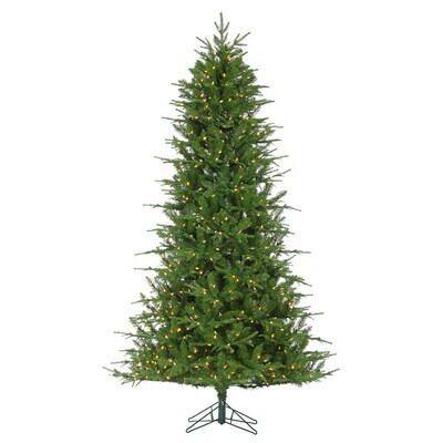 Green Tree - Mercer Fir - Prelit Warm White - 4.5