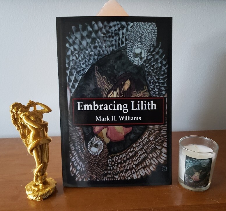 Embracing Lilith Devotional (Book, Candle, and Mini-Statue) Signed