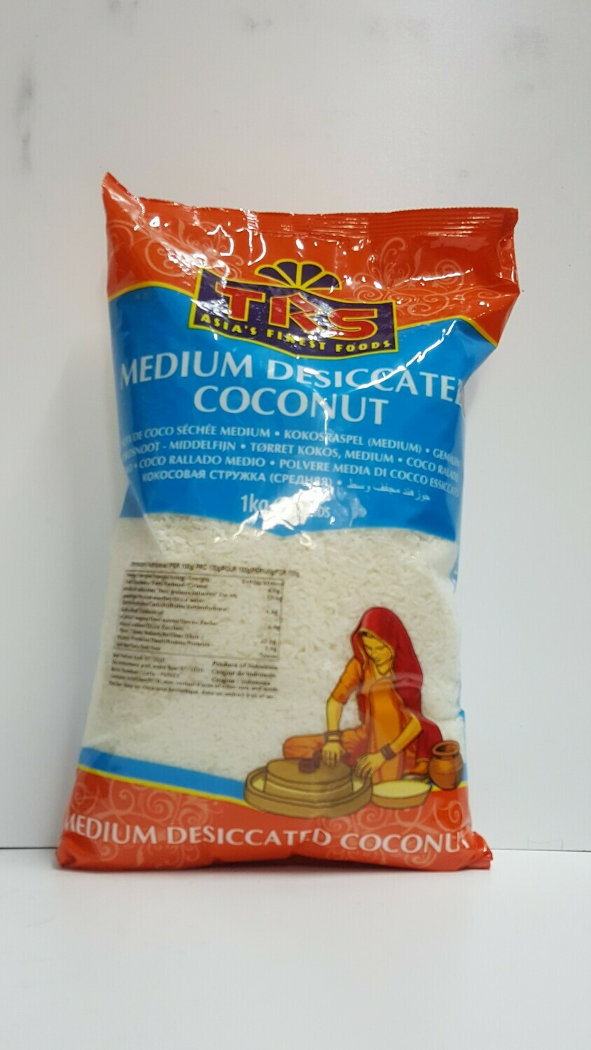 Medium Desiccated Coconut TRS 1Kg