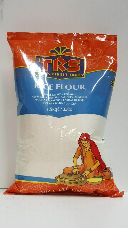 RICE FLOUR. TRS 1.5 Kg