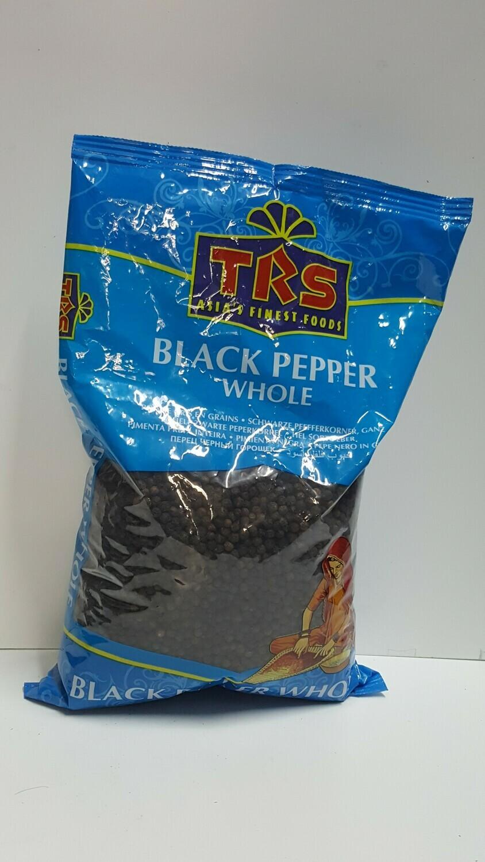 Black Pepper Whole TRS 1Kg
