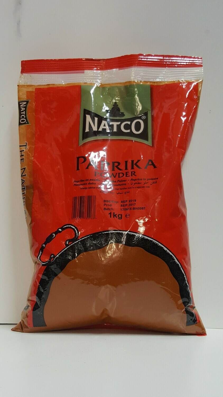Paprika Powder NATCO 1KG