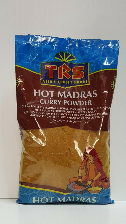 Hot Madras Curry Powder TRS 1Kg