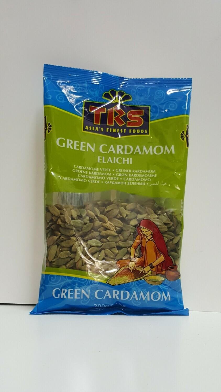 Green Cardamom Elaichi TRS 200 g