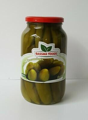 Pickled Cucumber BASSMA FOODS 800 g