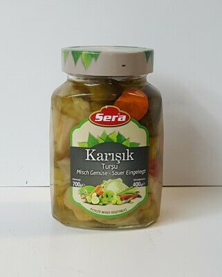 Pickled Mixed Vegetables SERA 700 g