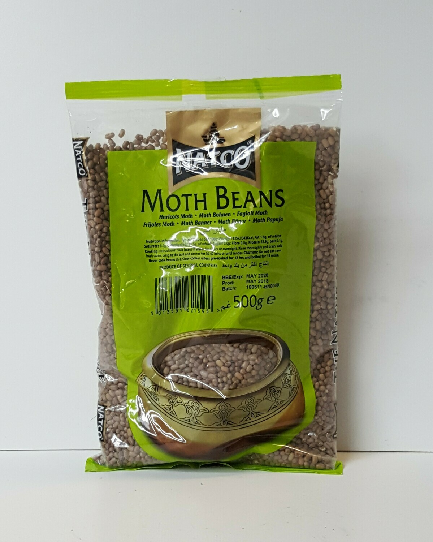 Moth Beans NATCO 500 g