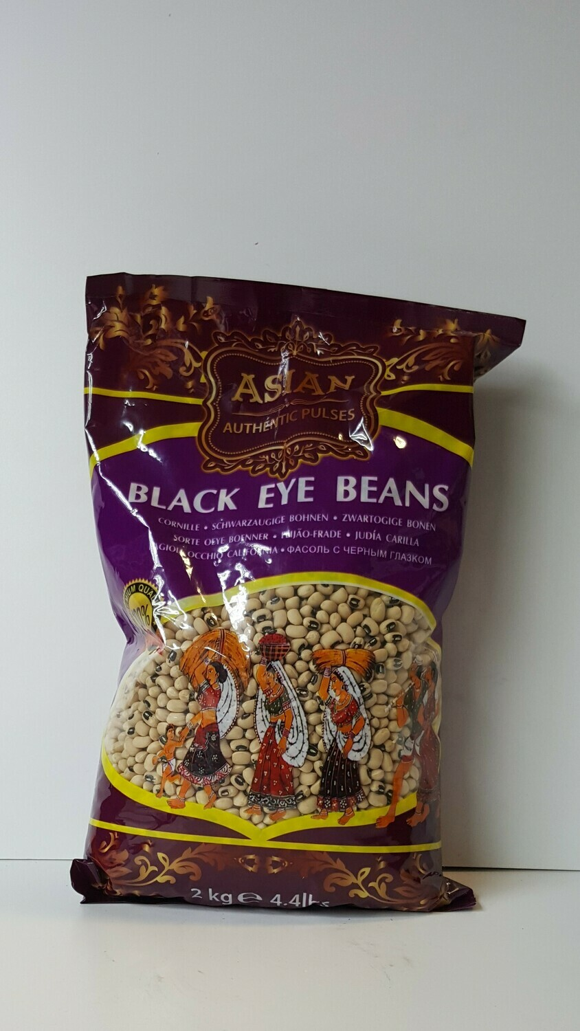 Black Eye Beans ASIAN 2Kg