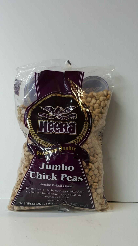 Jumbo Chick Peas HEERA 2Kg