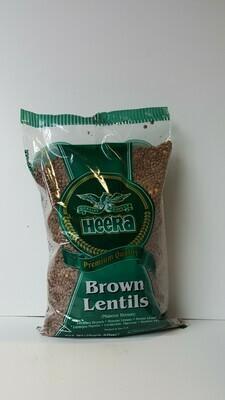 Brown Lentils HEERA 2Kg