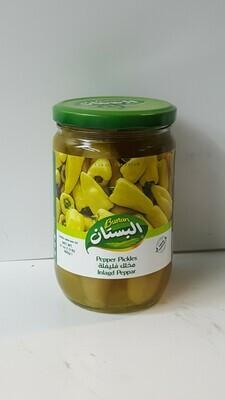 Pepper Pickles BUSTAN 600 g
