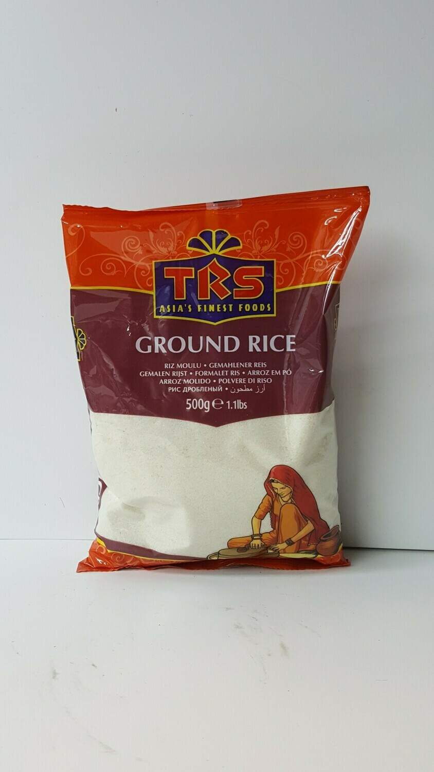Ground Rice TRS 500 g
