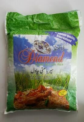 Super Basmti Rice DIAMOND 5Kg
