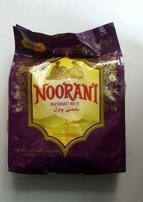 Basmati Rice NOORANI 5Kg