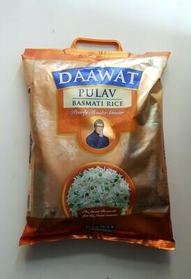 Pulav Basmati Rice 5Kg