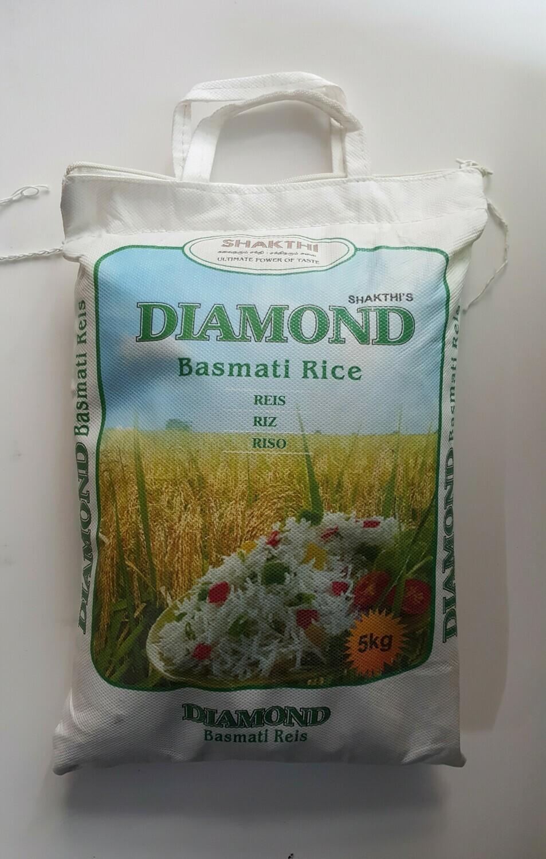Basmati Rice DIAMOND 5Kg