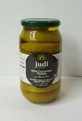 Wild Cucumber Puickles JUDI 1Kg