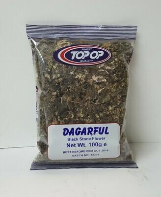 Dagarful Black Stone Flower TOP OP 100 g