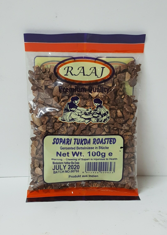 Sopari Tukda Roasted RAAJ 100 g