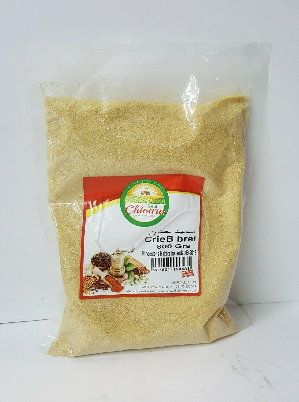 CrieB Brei CHTOURA 800 g
