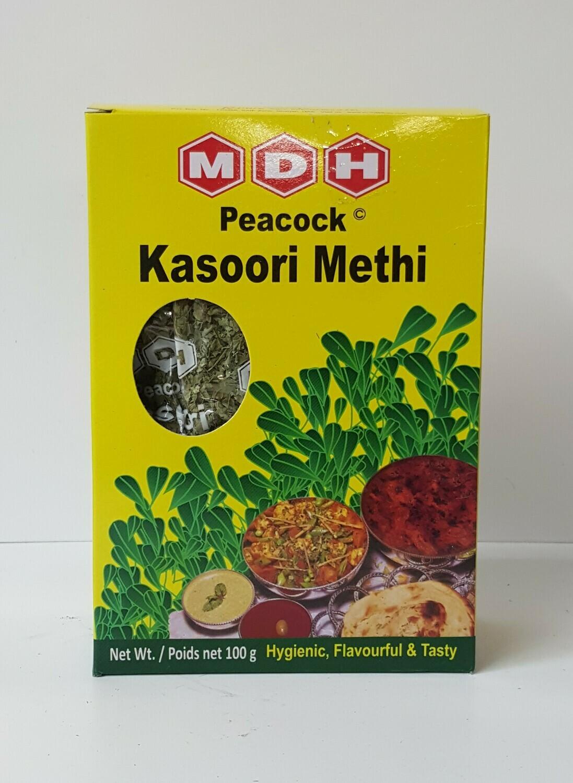 Peacock Kasoori Methi MDH  100 g