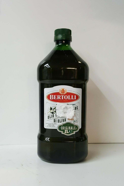 Olio Extra Vergine Di Oliva BERTOLLI 2L