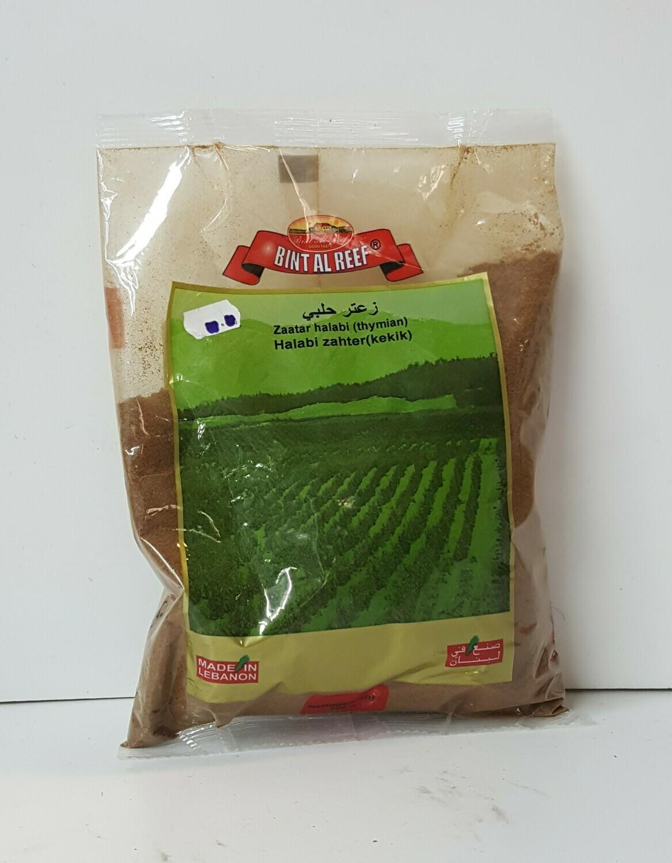 Zaatar Halabi (thymian) BINT AL REEF 500 g