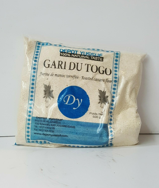 GARI du TOGO DEPOT YUSSUF (DY) 500 g