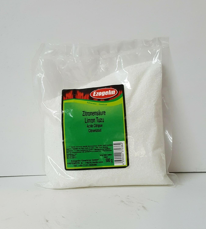 Zitronensaure EZOGELIN 500 g