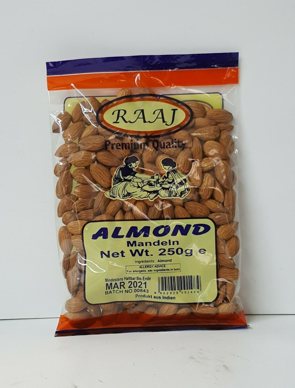 Almond RAAJ 250 g