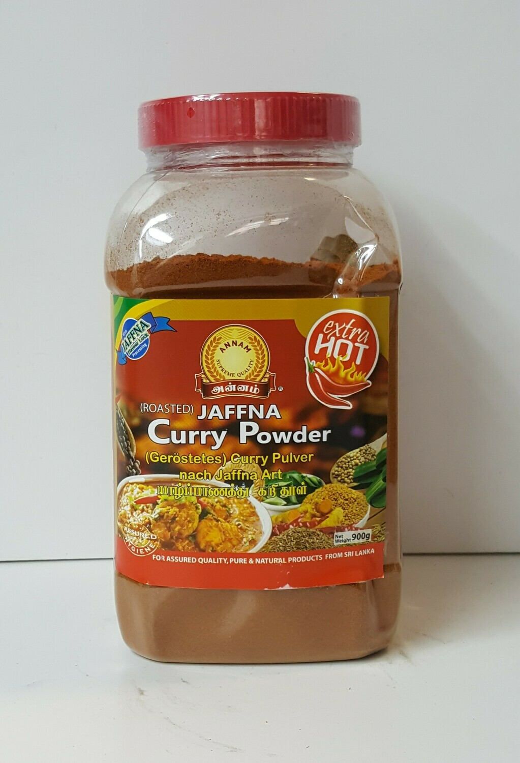 JAFFNA CURRY POWDER ANNAM 900 g