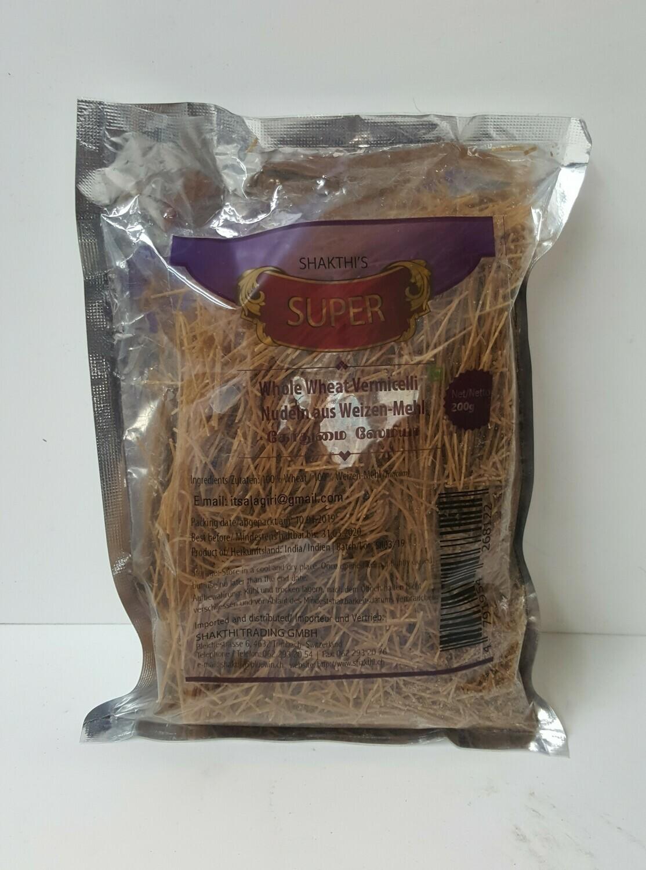 Wholo Wheat Vermicelli SUPER 200 g