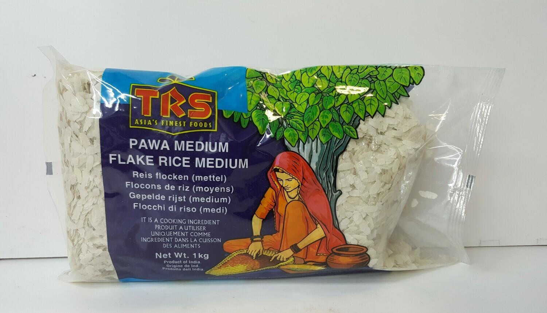 Flake Rice Medium TRS 1Kg
