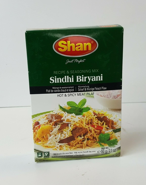 Sindhi Biryani SHAN 60 g