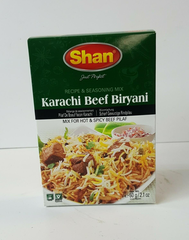 Karachi Beef Biryani SHAN 60 g