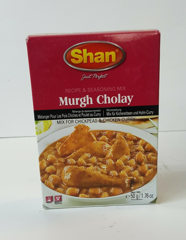 Murgh Cholay SHAN 50 g