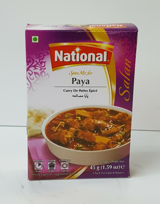 Paya NATIONAL 45 g