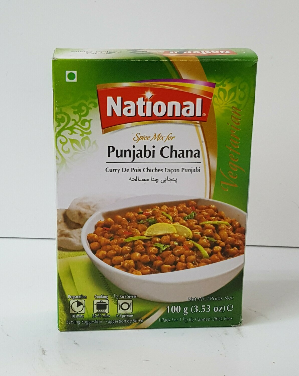 Punjabi Chana NATIONAL 100 g