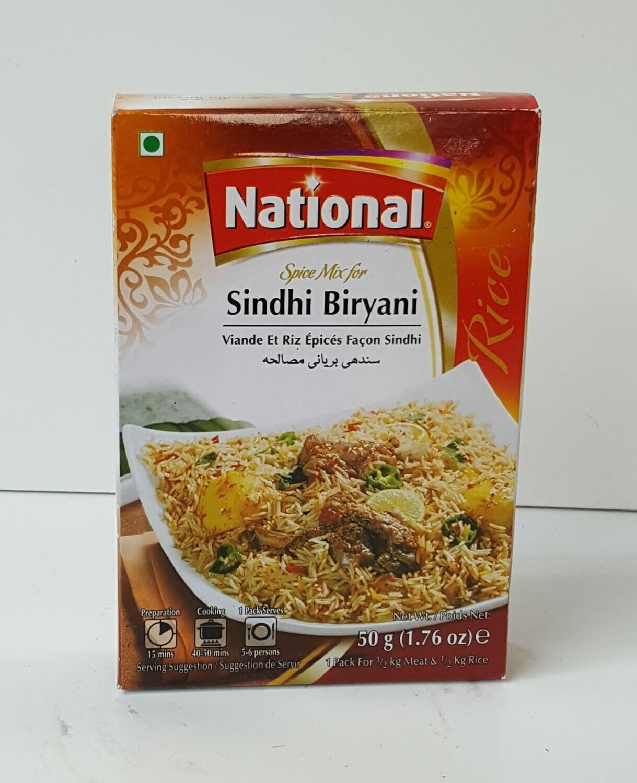 Sindhi Biryani NATIONAL 50 g