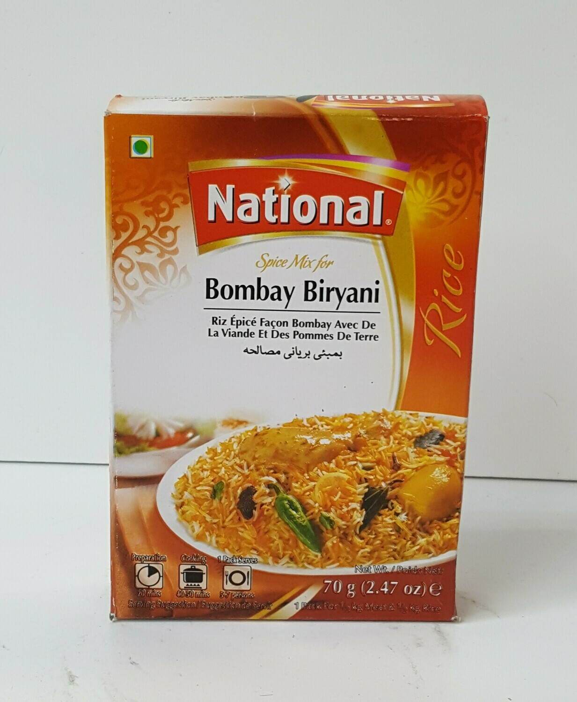Bombay Biryani NATIONAL 70 g
