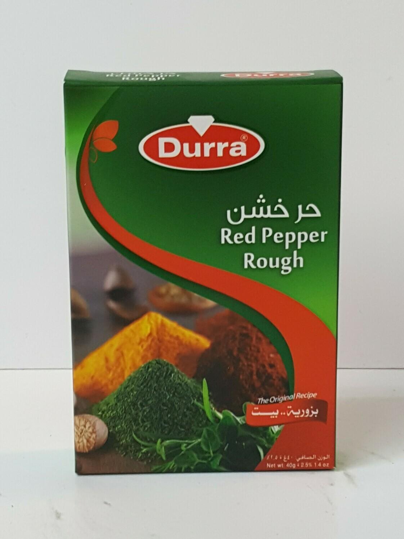 Red Papper Rough DURRA 40 g