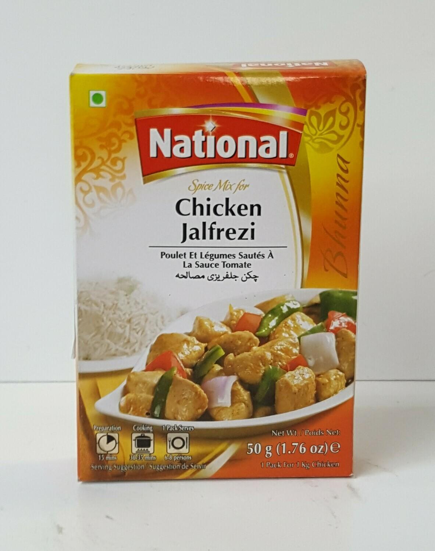 ChiCken Jalfrezi NATIONAL 50 g