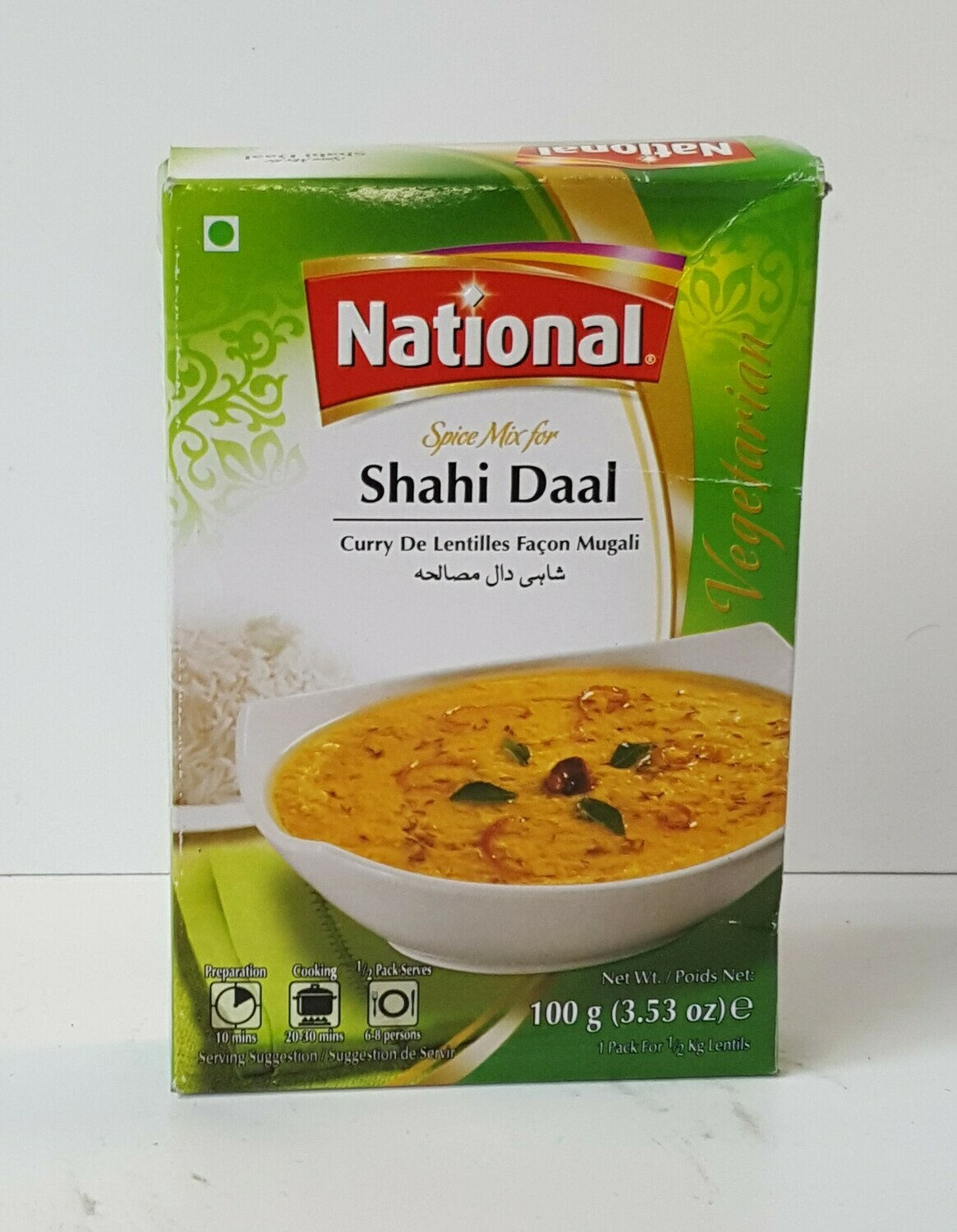Shahi  Daal NATIONAL  100 g