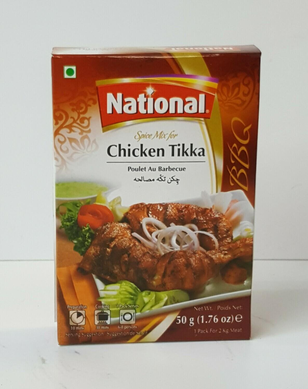 Chicken Tikka NATIONAL 50 g