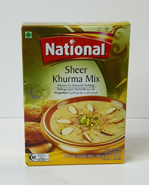 Sheer Khurma Mix NATIONAL 160 g