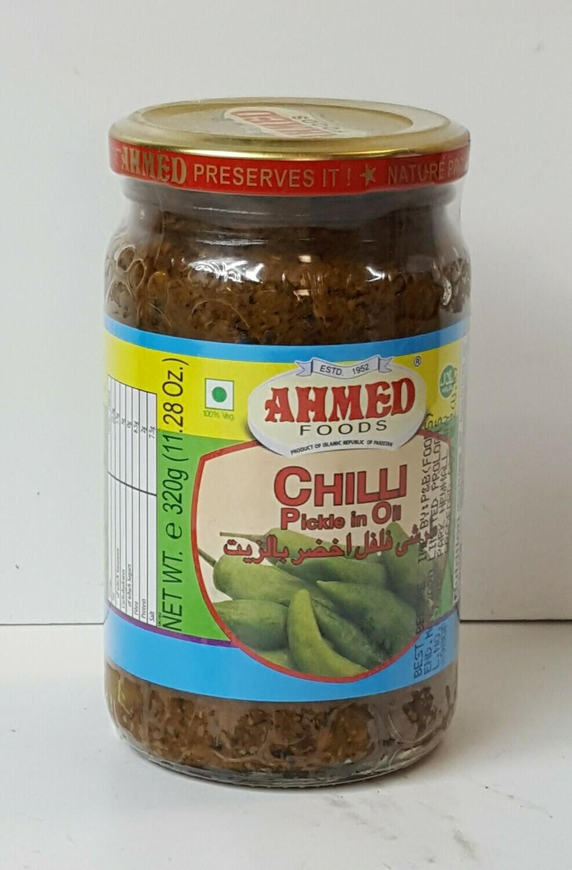 Chilli AHMED 320 g