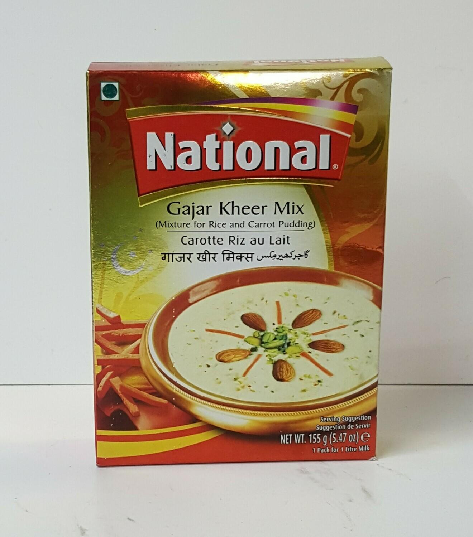 Gajar Kheer Mix NATIONAL 155 g