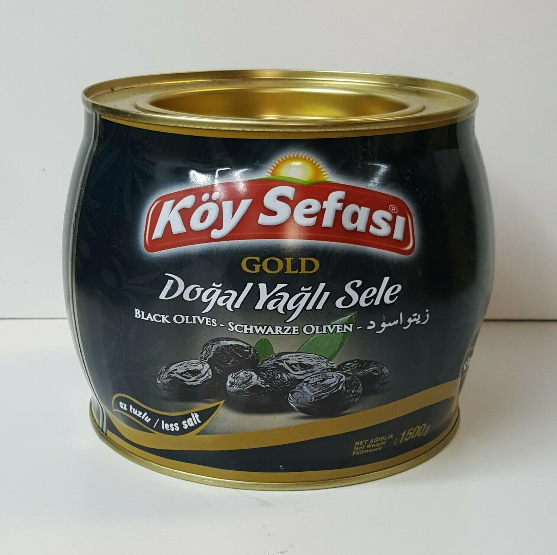 Dogal Yagh Sele KOY SEFASI 1.5 Kg