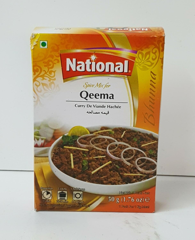 Qeema NATIONAL 50 g
