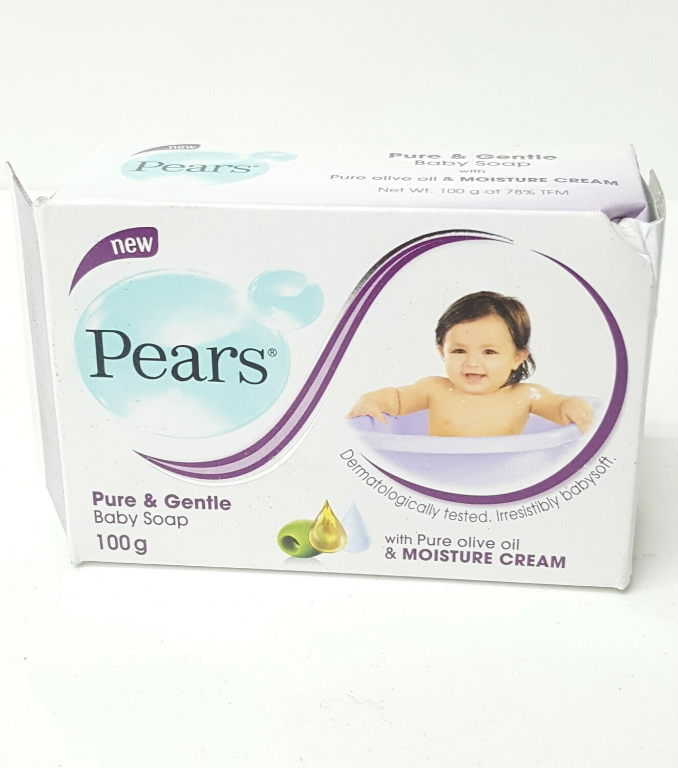 Pure Gentle Pears 100 g